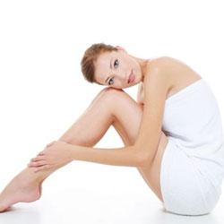 Сухая кожа на ногах – уход и лечение