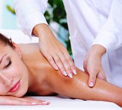 Современные виды массажа