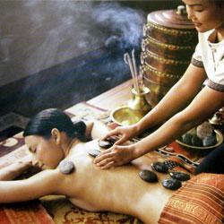 Экзотические виды массажа