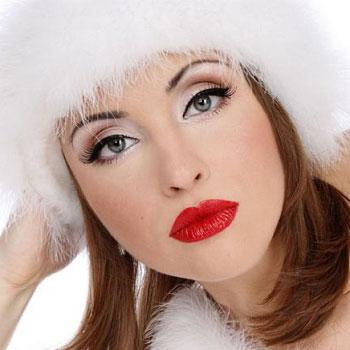 Как выполнить сценический макияж | Видео урок