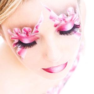 Как сделать художественный макияж | Видео-урок