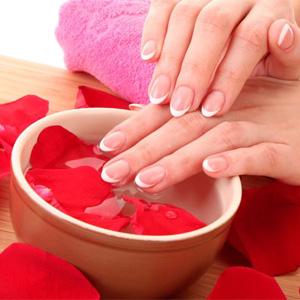 Ванночки для ногтей с солью | Морская соль для ногтей