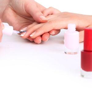 Как высушить гель для ногтей?