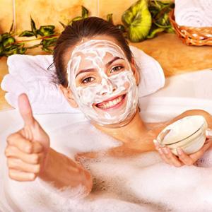 Маска для лица от морщин | Домашняя маска от морщин  – боремся со старением
