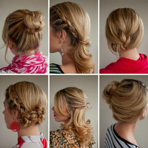 Модные прически для длинных волос | Модные прически для средних волос | Фото и Видео