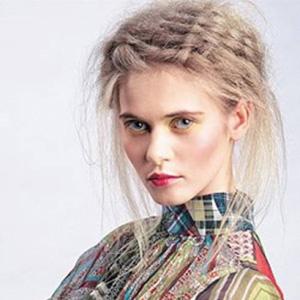 Трэш прически на длинные, средние, короткие волосы | Фото и Видео