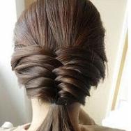 Косы на средние волосы | Фото и Видео