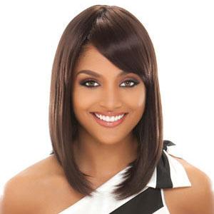 Челка на средние волосы | стрижки на средние волосы с челкой