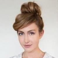 Прически на средние волосы | Фото и Видео