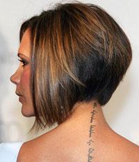 Короткие стрижки на густые волосы | Видео пошагово