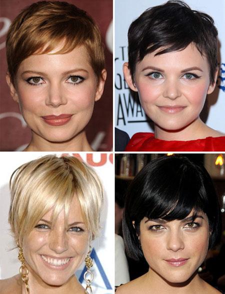 Стрижки на средние тонкие волосы квадратное лицо