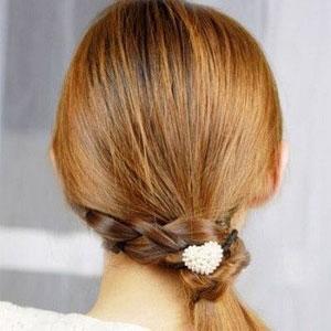Как собрать длинные волосы красиво | Видео пошагово