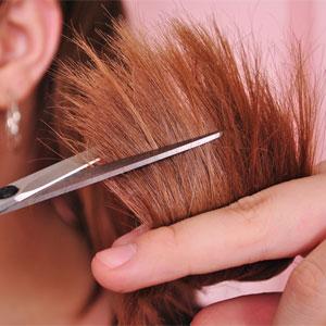 Как стричь волосы?
