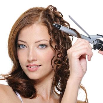 Как укладывать волосы стайлером?
