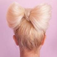 Как сделать причёску Бант | Фото-урок и Видео пошагово