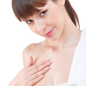Как убрать морщины на груди?