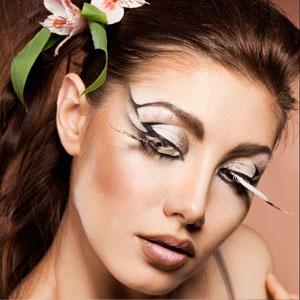 Что такое арт макияж - как сделать