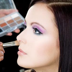 Египетский макияж Клеопатры - цвета