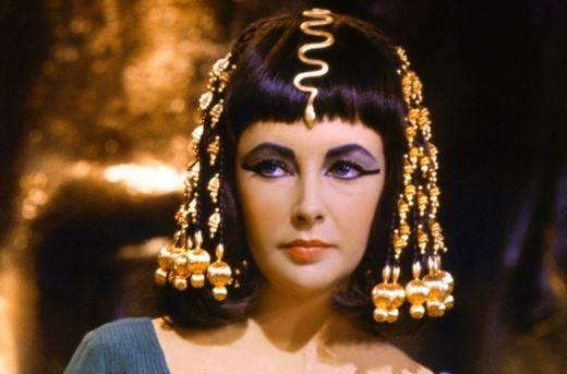 Макияж Клеопатры - Фото, египетский макияж