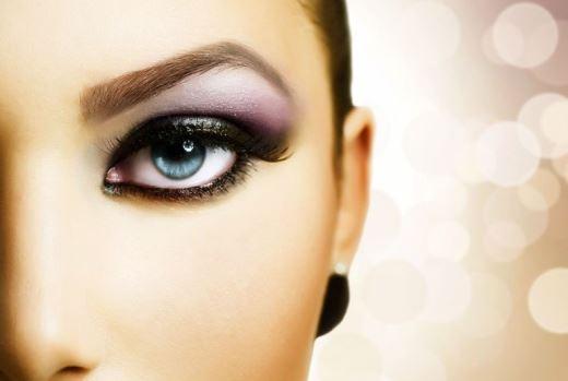 Как наносить макияж глаз с нависшим веком