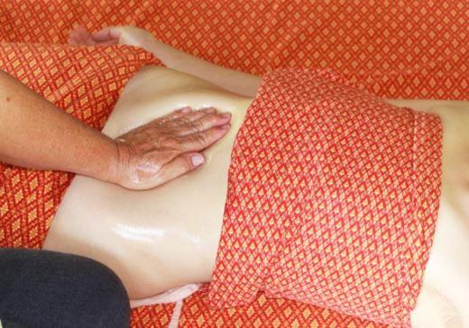 Эротический массаж видео женщине