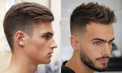мужское волос новые стрижки 2017