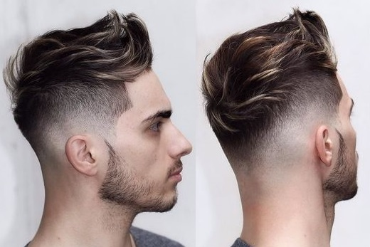 Причёски в домашних условиях мужские стрижки