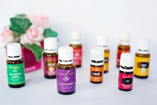 Эфирные масла для масок при жирной коже