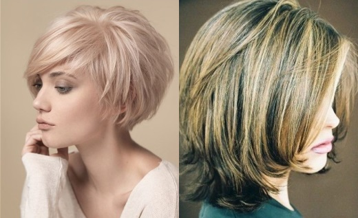 Женские стрижки для разных волос