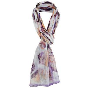 Как завязывать длинный шарф