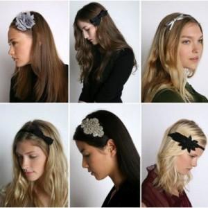 Как надевать повязку для волос