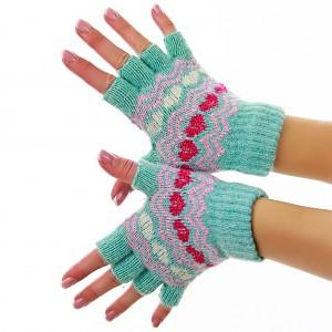 Как обрезать пальцы на перчатках