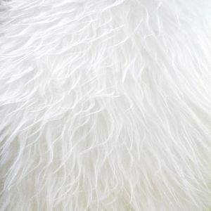 Как отбелить белый мех