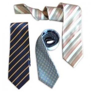 Как складывать галстук