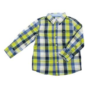 Как сложить рубашку