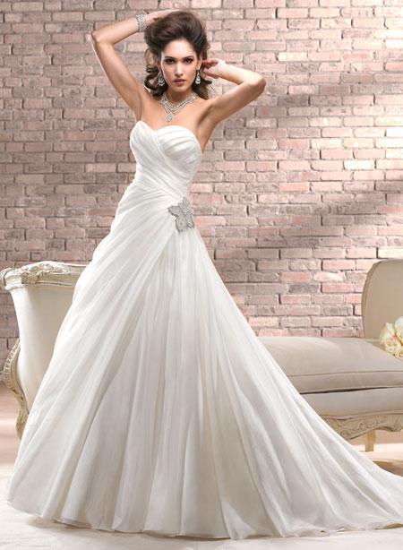 efc162dffcae501 Модные свадебные платья 2014