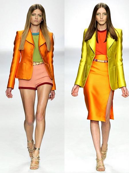 Модные Жакеты 2011