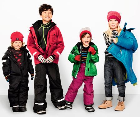 Модные детские куртки 2017