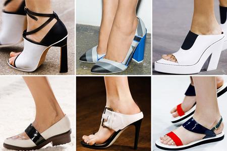 Модная обувь весна 2017