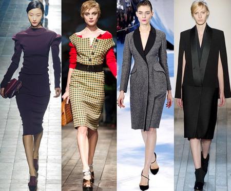 Модная одежда осень 2017