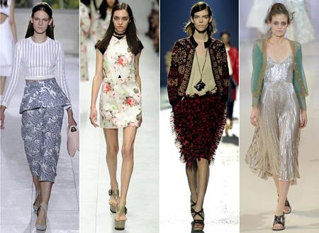 Модная одежда весна 2017
