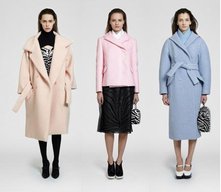 модное пальто фото женское