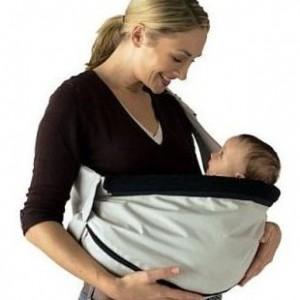 Как правильно одевать слинг на ребенка