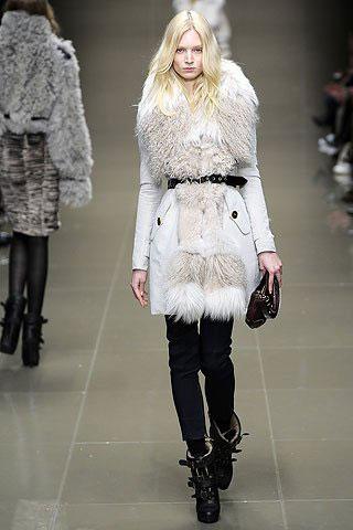Модный фасон зимнего пальто рукава три четверти - Фасон.