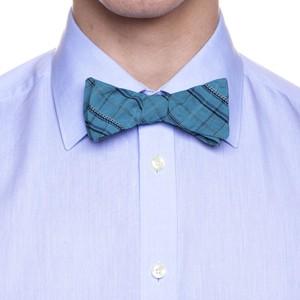 Как носить галстук бабочку