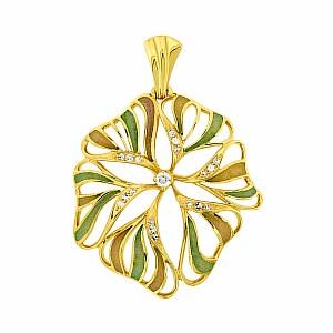 Как выбрать украшения в желтой гамме