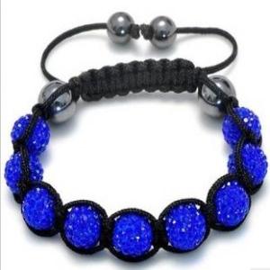 Как выбрать украшения синего цвета