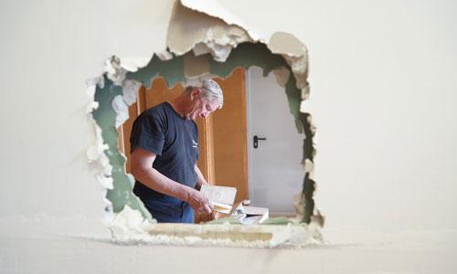 Сонник дырка в стене