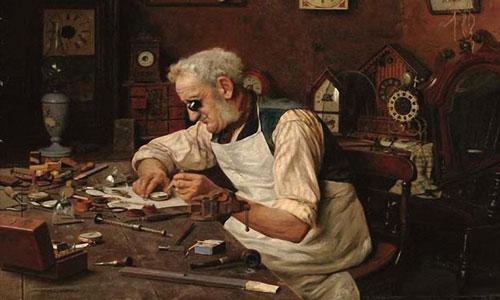 сонник часовщик