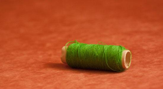 сонник нитка из одежды